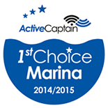 Active Captain First Choice
